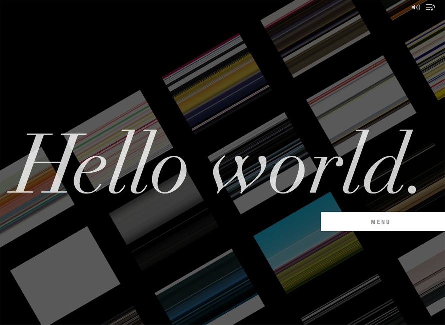 S5-Style Hello world.