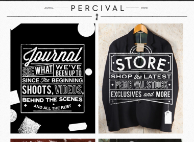 Percival Clothing