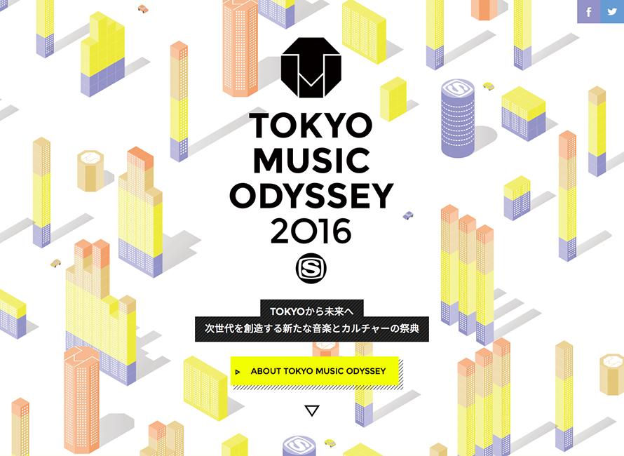 TOKYO MUSIC ODYSSEY