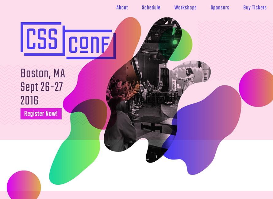 CSSConf 2016