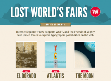 Lost World's Fairs