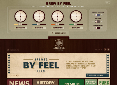 Cascade Brewery Co – Brew by Feel
