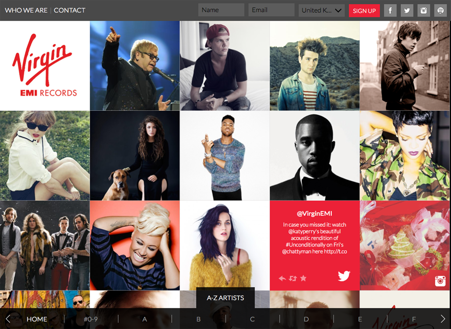 Virgin EMI Records