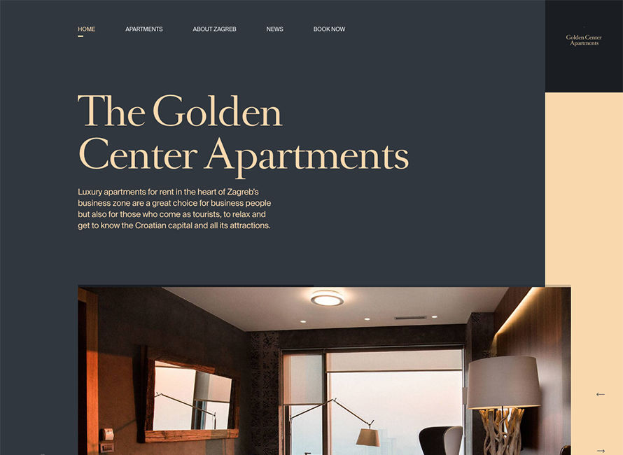 The Golden Center Apartments