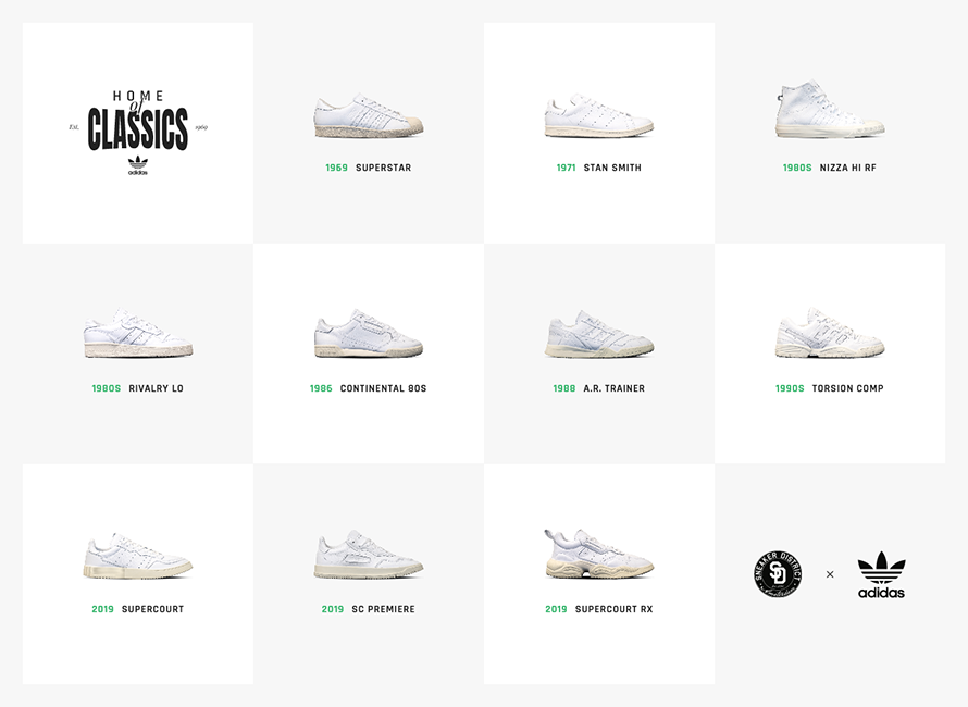 Home of Classics | Sneaker District