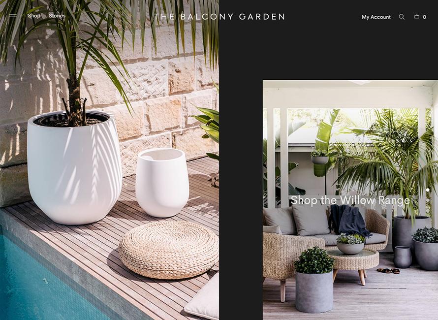 The Balcony Garden